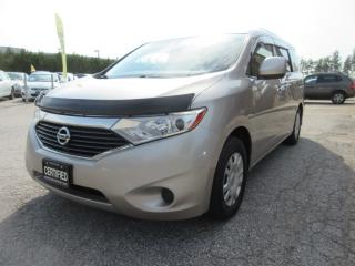 Used 2011 Nissan Quest ACCIDENT FREE/ SERVICE HISTORY for sale in Newmarket, ON