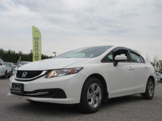 Used 2015 Honda Civic Sedan 4dr Auto LX / ONE OWNER for sale in Newmarket, ON