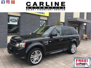 Used 2011 Land Rover Range Rover Sport 4WD 4dr HSE LUX for sale in Nobleton, ON