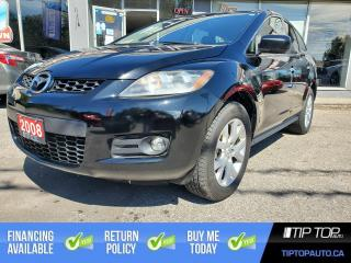 Used 2008 Mazda CX-7 GT ** Leather, AWD, Sunroof, Heated Seats, Low Kms for sale in Bowmanville, ON