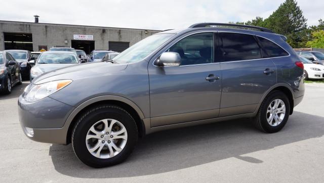 2012 Hyundai Veracruz GLS AWD *7 PASSENGERS* CERTIFIED 2YR WARRANTY *1 OWNER*47 DEALER SERVICE RECORDS* BLUETOOTH HEATED SEATS ALLOYS