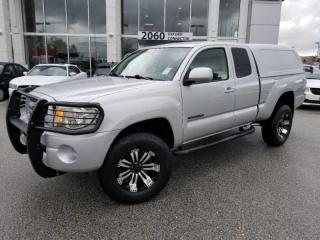 Used 2005 Toyota Tacoma BASE  5 PEED MANUAL-2WD- for sale in Port Coquitlam, BC