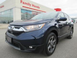 Used 2018 Honda CR-V EX-L | LTHR | ECO MODE | BACK UP CAM for sale in Brampton, ON