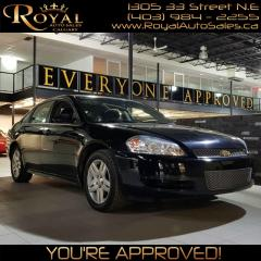 Used 2012 Chevrolet Impala LT for sale in Calgary, AB