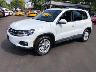 Used 2016 Volkswagen Tiguan COMFORTLINE for sale in Ancaster, ON