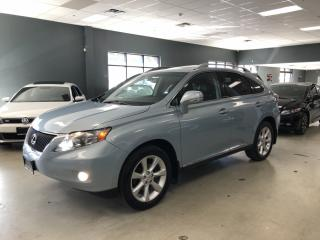 Used 2011 Lexus RX 350 TOURING*NAVIGATION*REAR VIEW CAMERA*NO ACCIDENTS*C for sale in North York, ON