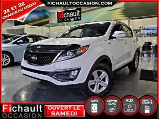 Used 2014 Kia Sportage LX AWD for sale in Châteauguay, QC