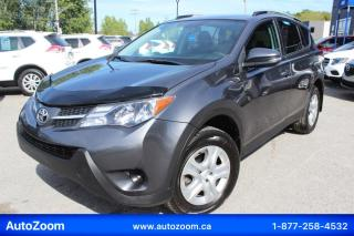 Used 2015 Toyota RAV4 LE **WOW** FINANCEMENT FACILE !! for sale in Laval, QC