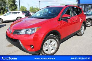 Used 2014 Toyota RAV4 LE **AWD** FINANCEMENT FACILE !! for sale in Laval, QC