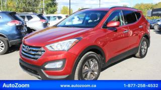 Used 2014 Hyundai Santa Fe Sport SPORT **WOW** FINANCEMENT FACILE !! for sale in Laval, QC