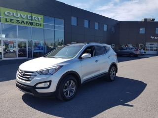 Used 2015 Hyundai Santa Fe Sport AWD  2.4L Luxury, cuir, toit pano, mags for sale in Chambly, QC