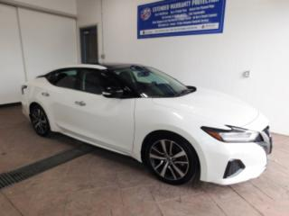 Used 2019 Nissan Maxima 3.5 SL LEATHER NAVI SUNROOF for sale in Listowel, ON