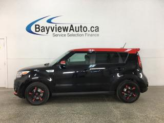 Used 2016 Kia Soul EV EV Luxury - HTD/COOLED LEATHER! NAV! FULL PWR GROUP! for sale in Belleville, ON
