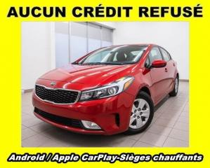 Used 2017 Kia Forte SIÈGES CHAUFF CAM RECUL *ANDROID / APPLE CARPLAY* for sale in St-Jérôme, QC