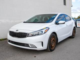 Used 2018 Kia Forte ANDROID / APPLE CAM RECUL SIÈGES CHAUFF *BAS KM* for sale in St-Jérôme, QC