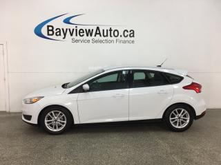 Used 2016 Ford Focus - 6SPD! HTD SEATS! ALLOYS! PWR GROUP! for sale in Belleville, ON