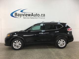 Used 2015 Nissan Rogue SV - AWD! PANOROOF! PWR SEAT! REV CAM! FULL PWR GROUP for sale in Belleville, ON