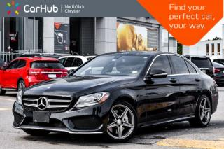 Used 2015 Mercedes-Benz C-Class C 300|AMG.Styling.Pkgs|Pano.Sunroof|GPS|Backup.Cam| for sale in Thornhill, ON