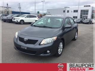 Used 2009 Toyota Corolla Berline 4 portes, boîte automatique,LE for sale in Beauport, QC