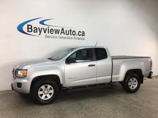 Used 2018 GMC Canyon - 4X4! V6! 8SPD AUTO! PWR GROUP! for sale in Belleville, ON