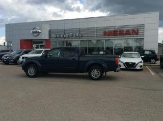 Used 2015 Nissan Frontier Crew Cab SV 4X4 at for sale in Smiths Falls, ON