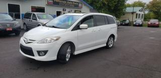 Used 2010 Mazda MAZDA5 GS for sale in Madoc, ON
