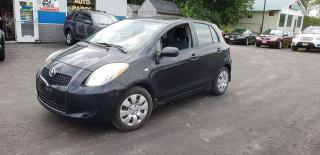 Used 2008 Toyota Yaris LE for sale in Madoc, ON