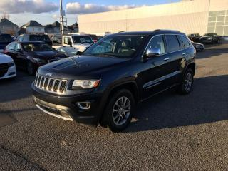 Used 2015 Jeep Grand Cherokee LIMITED *CUIR*TOIT PANO*GPS* for sale in Brossard, QC