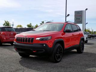 Used 2019 Jeep Cherokee TRAILHAWK 4X4 *TOIT PANO*GPS*TECH PCKG* for sale in Brossard, QC
