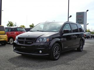 Used 2019 Dodge Grand Caravan GT *CUIR*DVD*GPS*PORTES ÉLEC* for sale in Brossard, QC