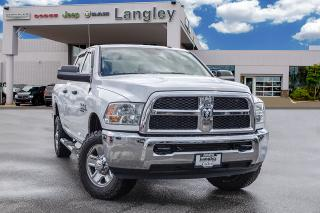 Used 2016 RAM 3500 ST TUBULAR BARS / UPGRADED TIRES for sale in Surrey, BC