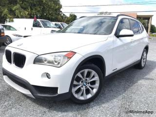 Used 2013 BMW X1 5028i 4 portes à traction intégrale for sale in Drummondville, QC
