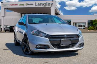 Used 2014 Dodge Dart SXT BLUETOOTH / LOW MILEAGE for sale in Surrey, BC