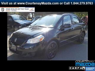 Used 2010 Suzuki SX4 4Dr Sport at for sale in Courtenay, BC