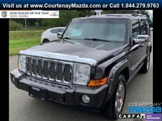 Used 2006 Jeep Commander Limited 4D Utility for sale in Courtenay, BC