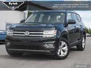 Used 2019 Volkswagen Atlas Highline 3.6L 8sp at w/Tip 4MOTION for sale in Ottawa, ON