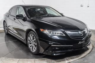 Used 2015 Acura TLX Aero Sh-Awd V6 Cuir for sale in Île-Perrot, QC
