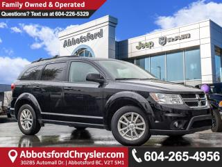 Used 2014 Dodge Journey SXT *LOCALLY DRIVEN* for sale in Abbotsford, BC