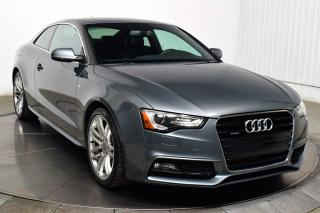 Used 2015 Audi A5 PROGRESSIV S-LINE QUATTRO CUIR MAGS 19 for sale in Île-Perrot, QC