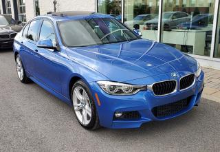 Used 2018 BMW 3 Series 340i xDrive WOW WOW WOW! for sale in Dorval, QC