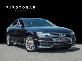 Used 2018 Audi A4 Sedan Progressiv I NAVIGATION I BACKUP for sale in Toronto, ON