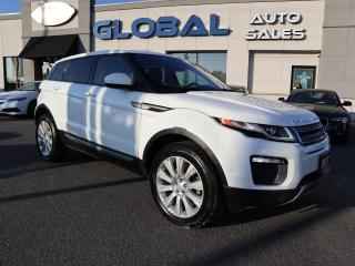 Used 2017 Land Rover Evoque Si 4 NAVI. PANO ROOF. LOW KM. for sale in Ottawa, ON