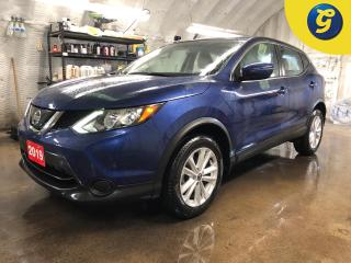 Used 2019 Nissan Qashqai AWD * Emergency brake assist * Blind spot assist * Cross traffic alert * Reverse camera * Projection headlights * Telescopic/tilt steering * Heated fr for sale in Cambridge, ON