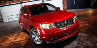 Used 2012 Dodge Journey SXT for sale in Barrie, ON