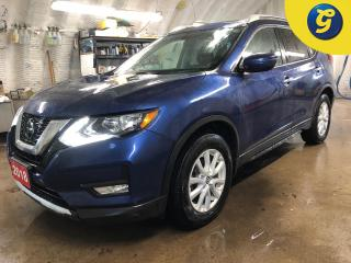 Used 2018 Nissan Rogue SV * AWD * Dual power sunroof * Remote start * Emergency braking system * Cross traffic alert * Back up camera * Blind spot assist * Heated front seat for sale in Cambridge, ON