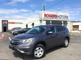 Used 2015 Honda CR-V LX AWD - HTD SEATS - REVERSE CAM for sale in Oakville, ON