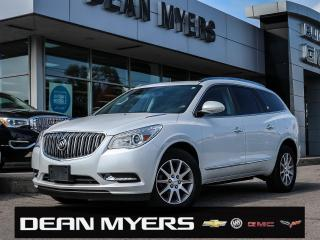 Used 2017 Buick Enclave SL for sale in North York, ON