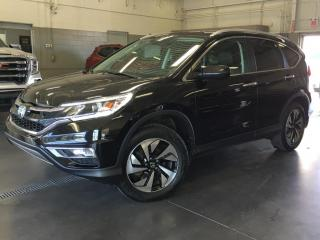Used 2015 Honda CR-V TOURING / AWD/ NAV/ SIEGES CHAUFFANTS for sale in Blainville, QC