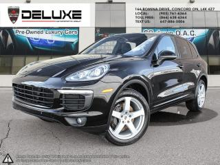 Used 2016 Porsche Cayenne 2016 PORSCHE CAYENNE3.6L V6 AWD NAVIGATION $DOWN OAC for sale in Concord, ON