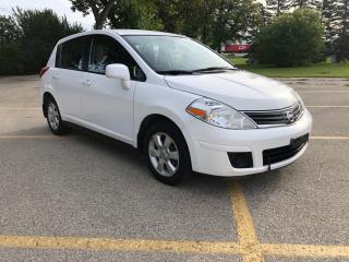 Used 2010 Nissan Versa 1.8SL Alloys! Low KM! for sale in Winnipeg, MB